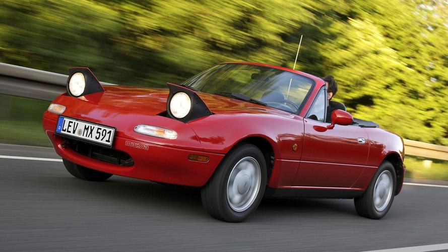 Mazda MX-5 NA (1989-1998), supergalería de fotos