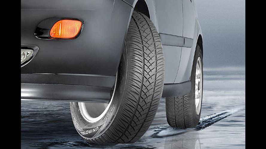 Die Füße Ihres Autos: Die guten Reifen gehören nach hinten