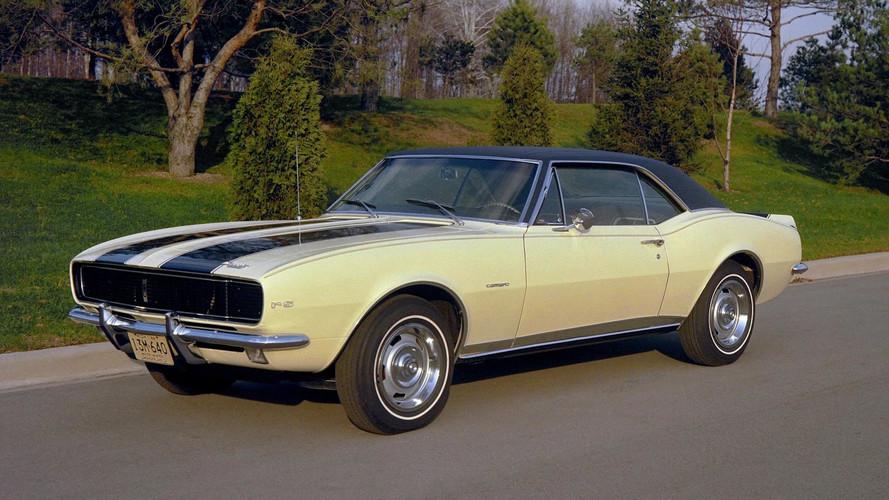 1967 Chevrolet Camaro Photos - GM Media