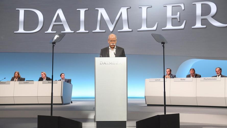Diesel - Daimler rappelle 3 millions de voitures !