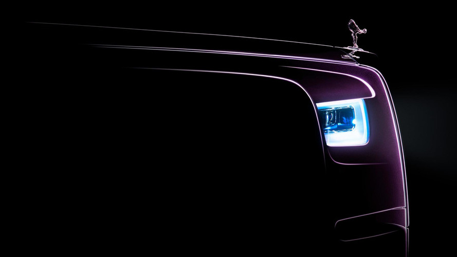 2018 Rolls-Royce Phantom Arrival Is Hours Away
