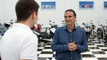 Nelson Piquet e Felipe Motta - Especial Motorsport.com