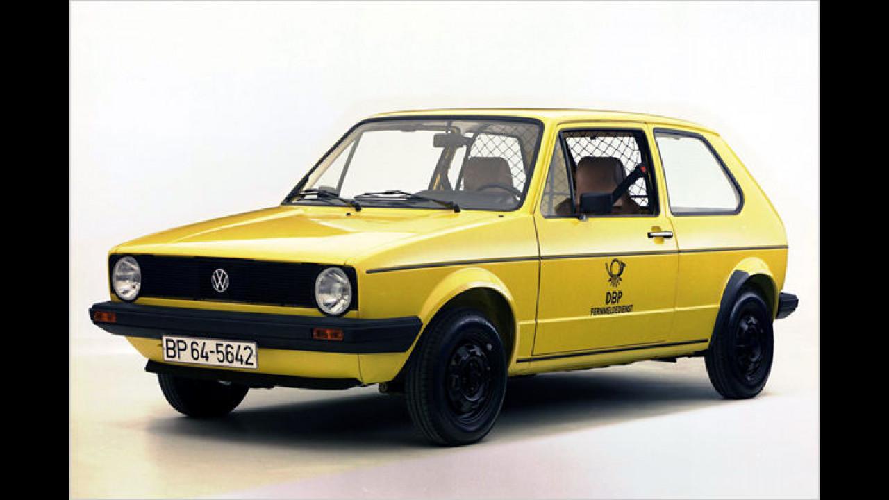 VW Golf I ,Postgolf