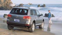 Volkswagen Touareg, primera generación (2002-2010)