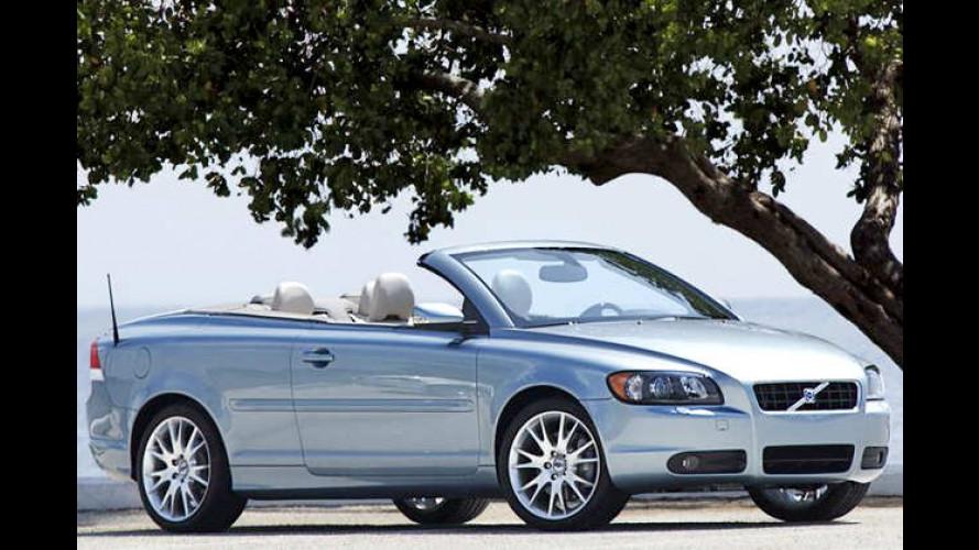 Volvo C70: Als Cabrio oder Coupé in den Sommer 2006