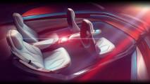 I.D. Vizzion: Elektrisch, autonom und windschnittig
