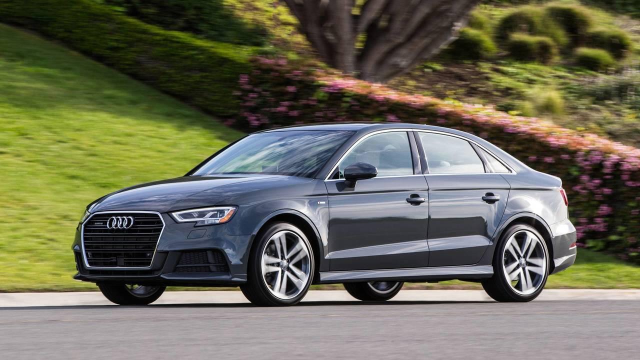 1. Audi A3