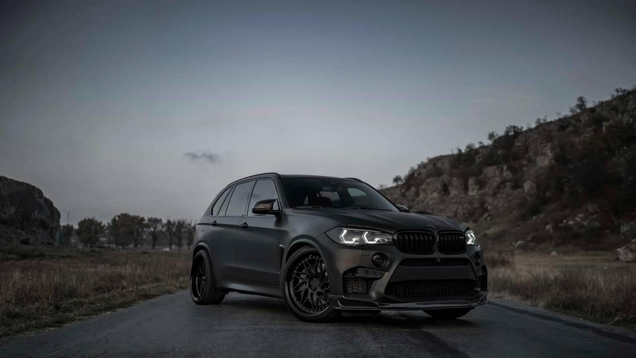 BMW X5 M By Z-Performance