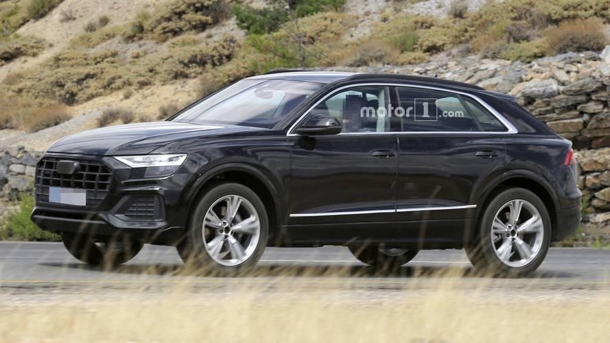 Audi Q8'in tanıtımı Haziran'da yapılacak