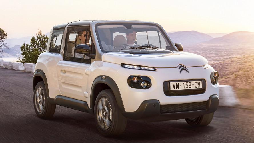 Modellpflege für Citroën E-Mehari