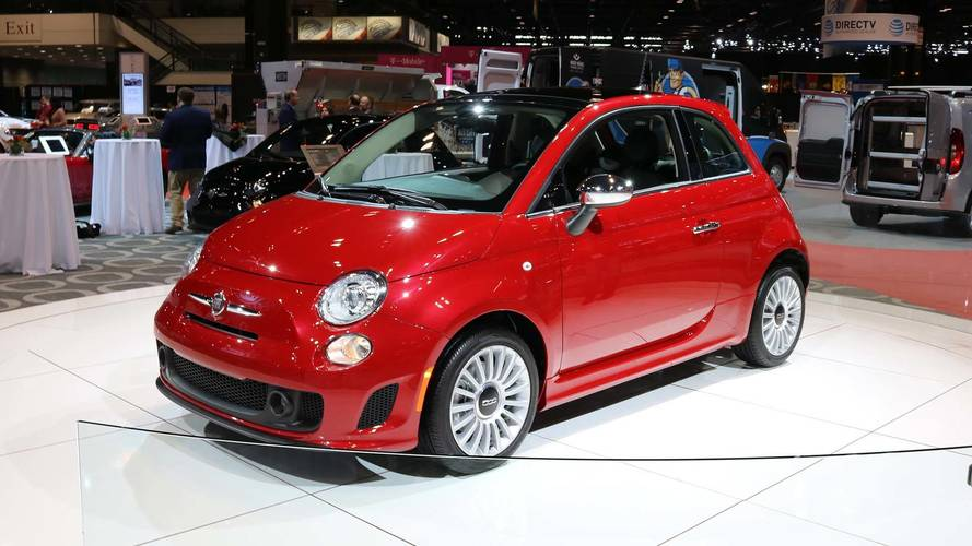 fiat 500 goes all turbo for 2018. Black Bedroom Furniture Sets. Home Design Ideas