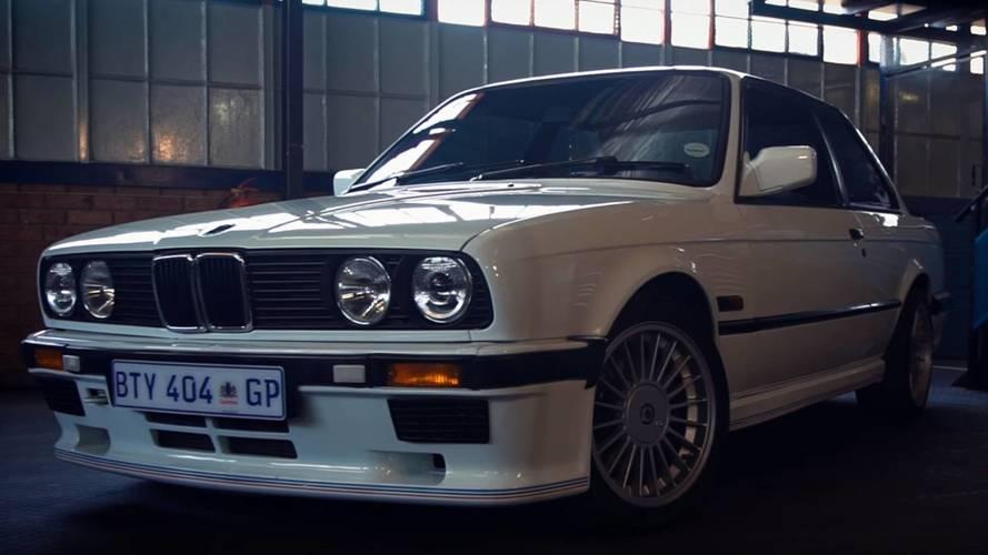 BMW 333i modelini daha önce duymuş muydunuz?