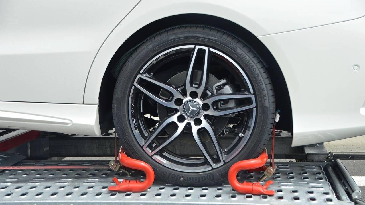 Mesure 14 - Fourrière pour les véhicules d'auteurs d'infractions graves
