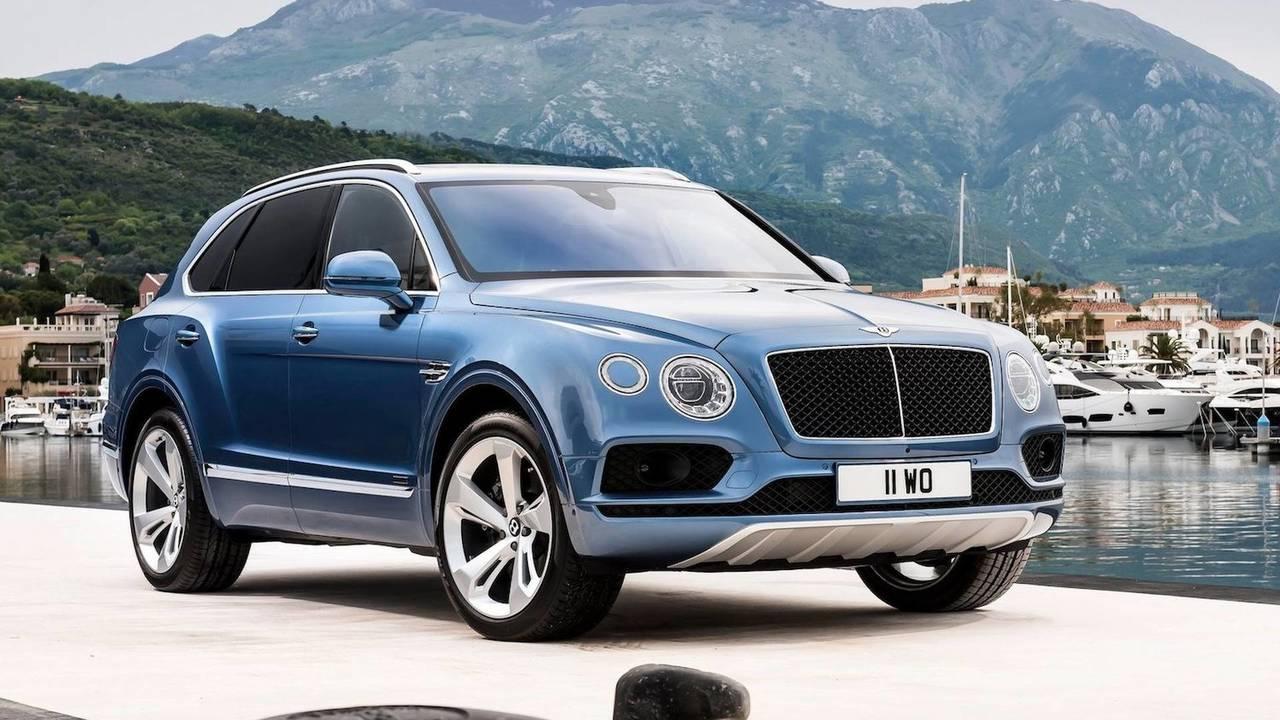 Bentley Bentayga Diesel 2018