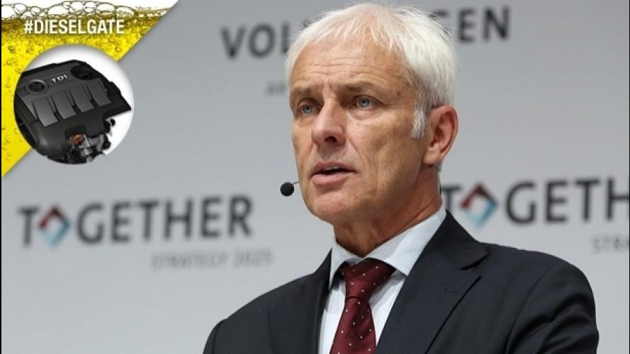 Dieselgate Volkswagen, finalizzato l'accordo negli USA