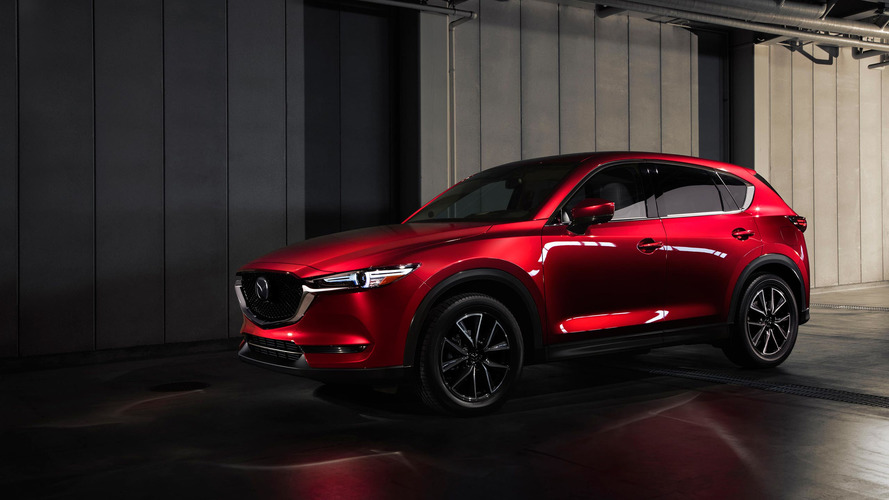 Mazda CX Starts At Arrives In US In Late March - Mazda dealerships los angeles