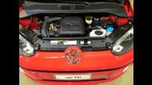 VW mostra novo up! TSI: motor 1.0 turbo de 105 cv chega em julho