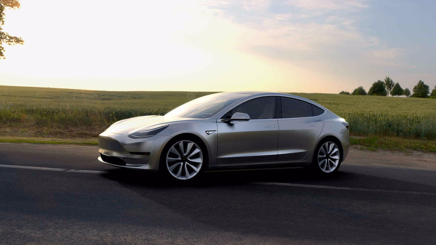 Tesla - La Model 3 privée de batterie 100 kWh, une mise en production imminente