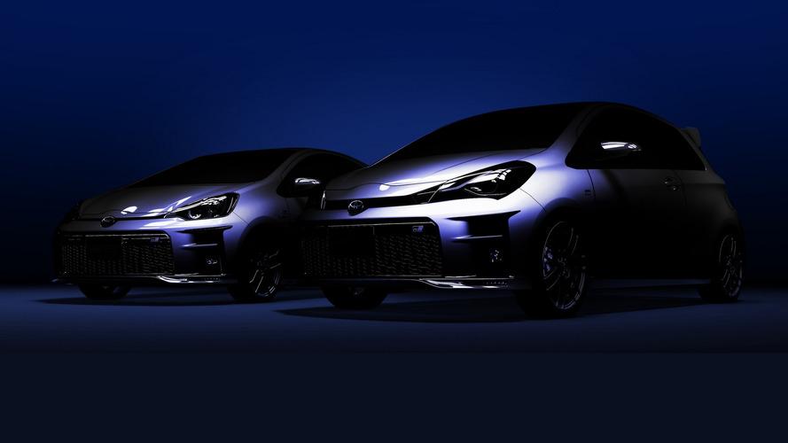 Gazoo Racing, Toyota Yaris ve Prius C'ye spor konseptler getirdi
