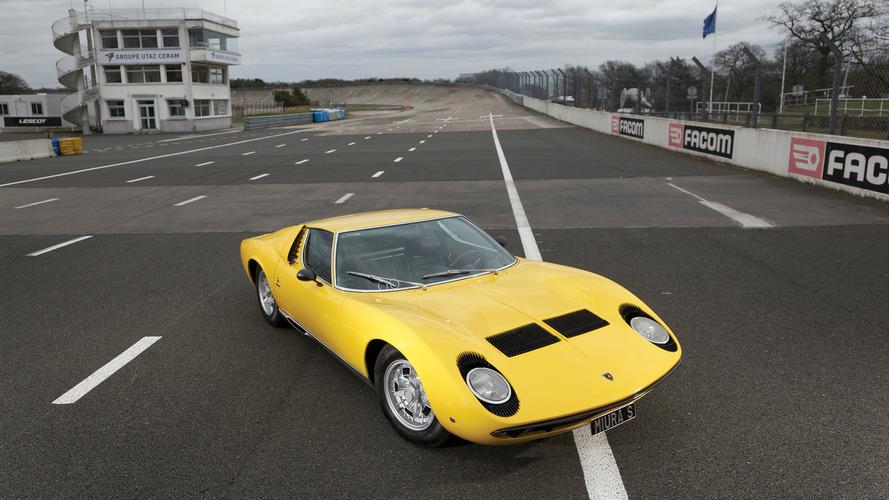 Lamborghini Miura (1966) - La perfection avant l'heure