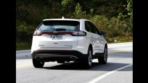 Teste CARPLACE: Vitrine de tecnologia da Ford, novo Edge deve o Ecoboost