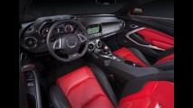 Este é o novo Camaro 2016: motor 2.0 turbo e dinâmica evoluída para ficar