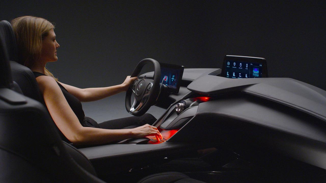 Acura Precision Cockpit