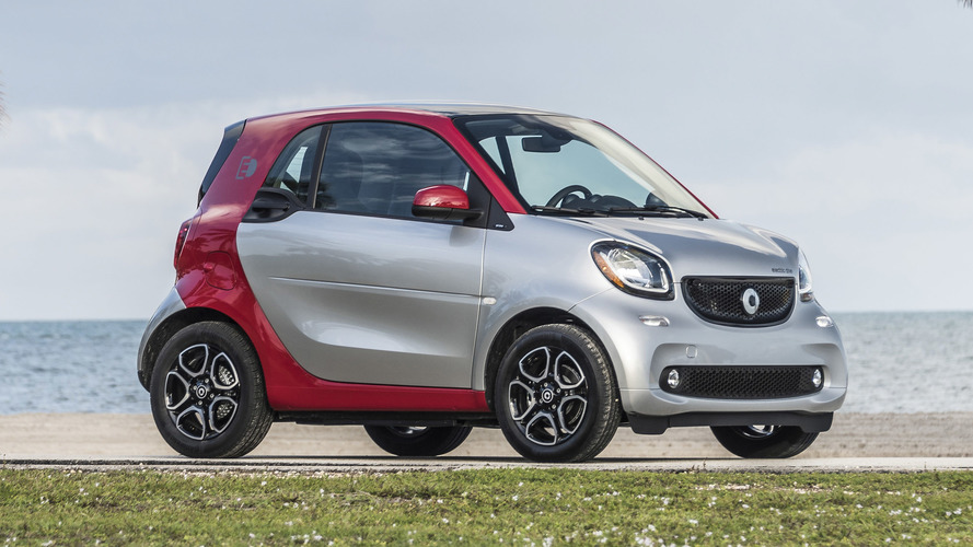 2017 Smart ForTwo Electric Drive Review: Nice, but niche