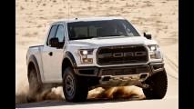 Confirmada: nova F-150 Raptor será estrela da Ford no Salão do Automóvel