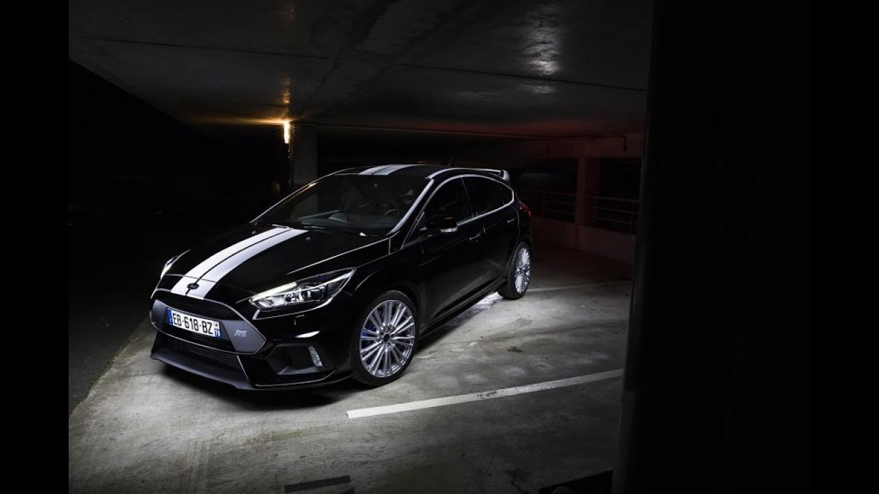 "Ford lança série especial ""Le Mans"" para Fiesta, Focus e Mustang"