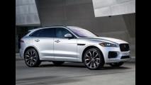Jaguar F-Pace chega ao Brasil com preço inicial de R$ 309.300