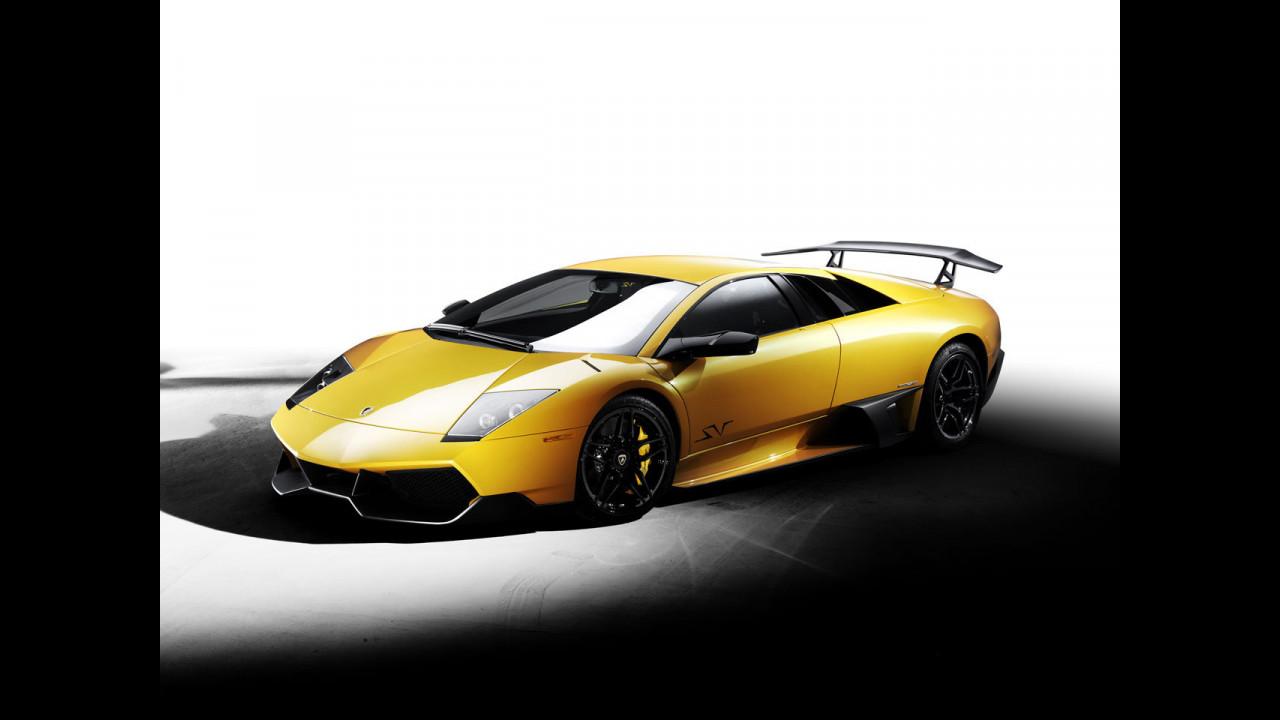 Lamborghini Murcielago LP 670-4 SuperVeloce