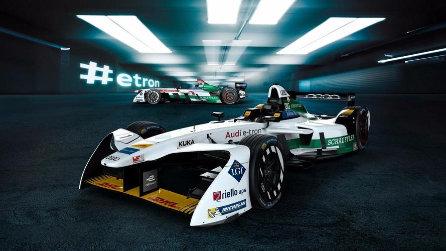 Formule E - Audi présente sa première monoplace électrique !