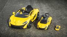 McLaren P1 colección de juguetes