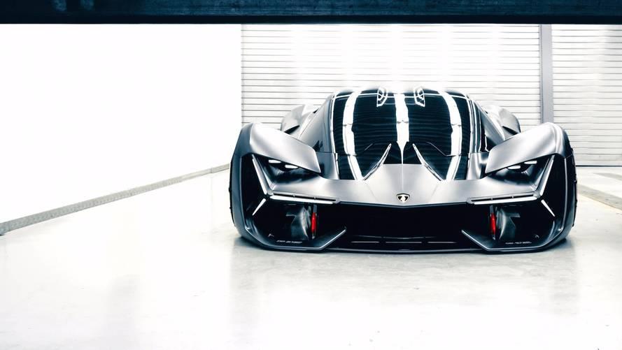 Ez nem evilági: öngyógyító a Lamborghini Terzo Millennio Concept