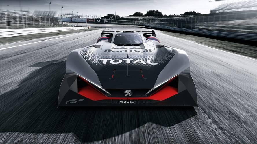 El Peugeot L750 R HYbrid Vision, listo para el Gran Turismo Sport
