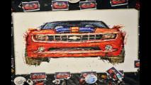 Chevrolet Camaro disegnata da Ian Cook