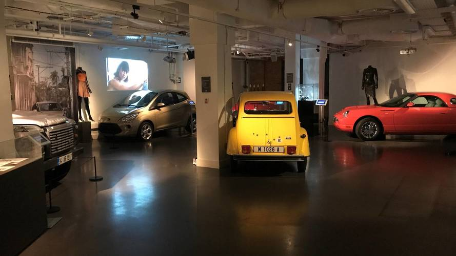 Bond Girl Cars Head To London