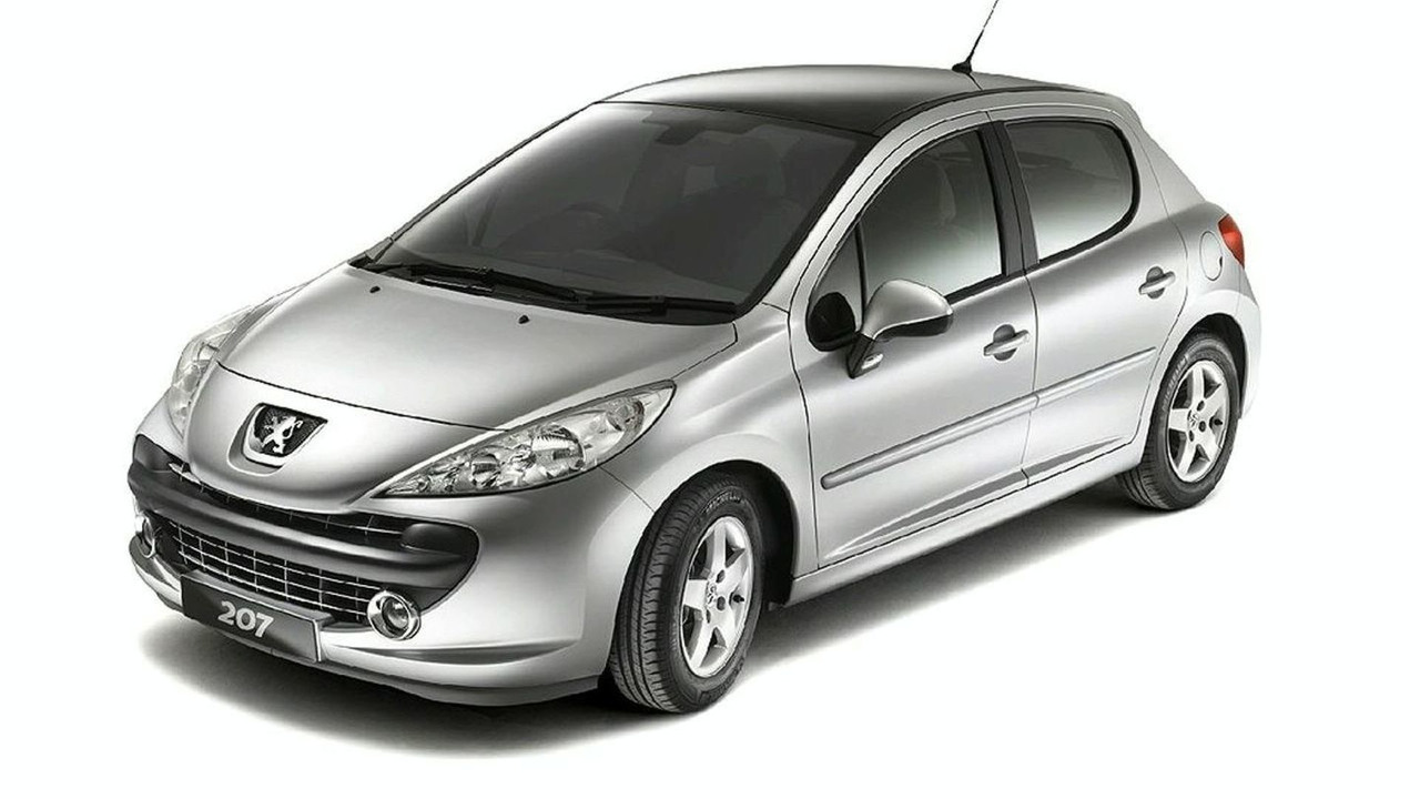 Peugeot 207 Cielo Special Edition