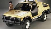 1980 Ford Bronco Montana Lobo concept