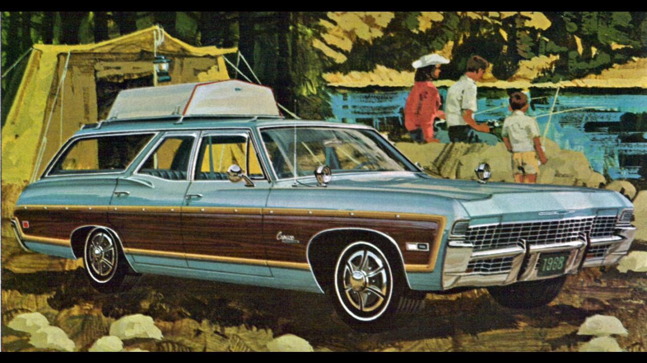 Chevrolet Caprice Woodie Wagon