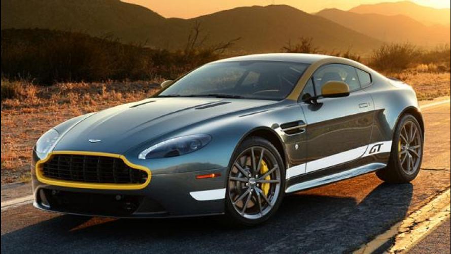 Aston Martin Vantage GT, sportiva con classe