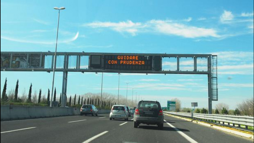 Previsioni traffico e meteo per Capodanno ed Epifania