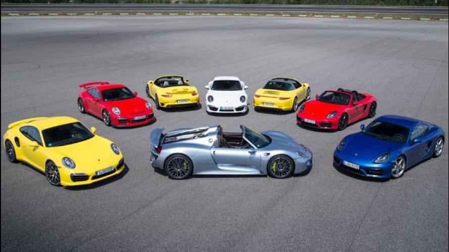 Porsche Experience 2014, guidare 3.735 CV al ritmo di boxer