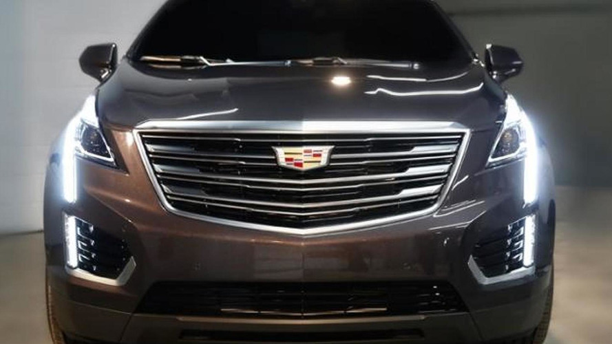 Cadillac drops first images of all-new XT5