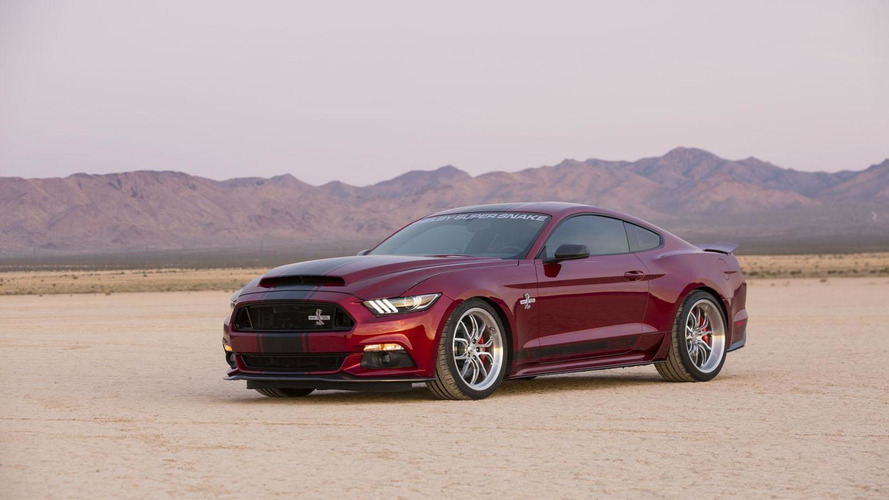 Shelby American trash talks Dodge for cancelling Hellcat orders