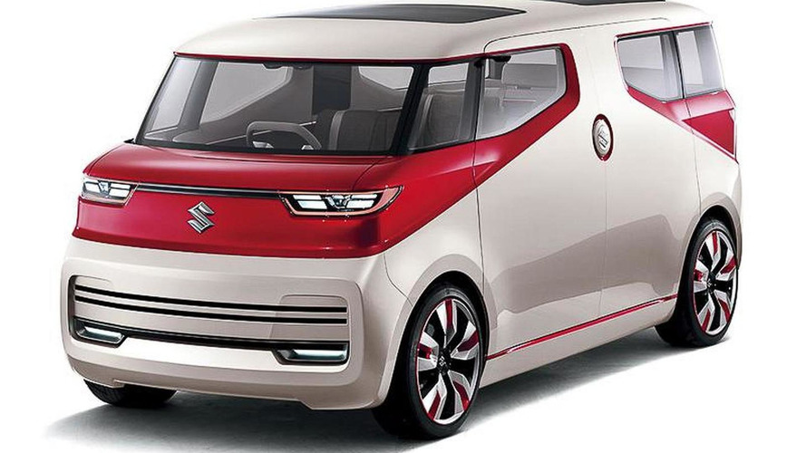 Suzuki to show off Air Triser three-row minivan concept in Tokyo