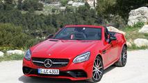 2017 Mercedes-AMG SLC43: First Drive
