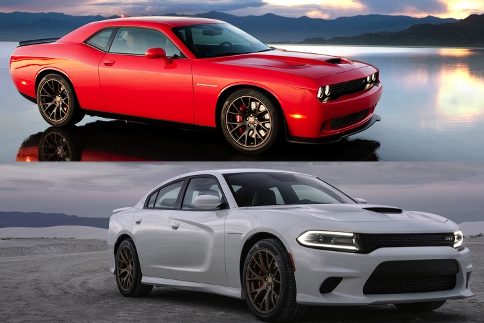 Charger Vs Challenger >> Dodge Charger Hellcat Vs Challenger Hellcat Which Would You