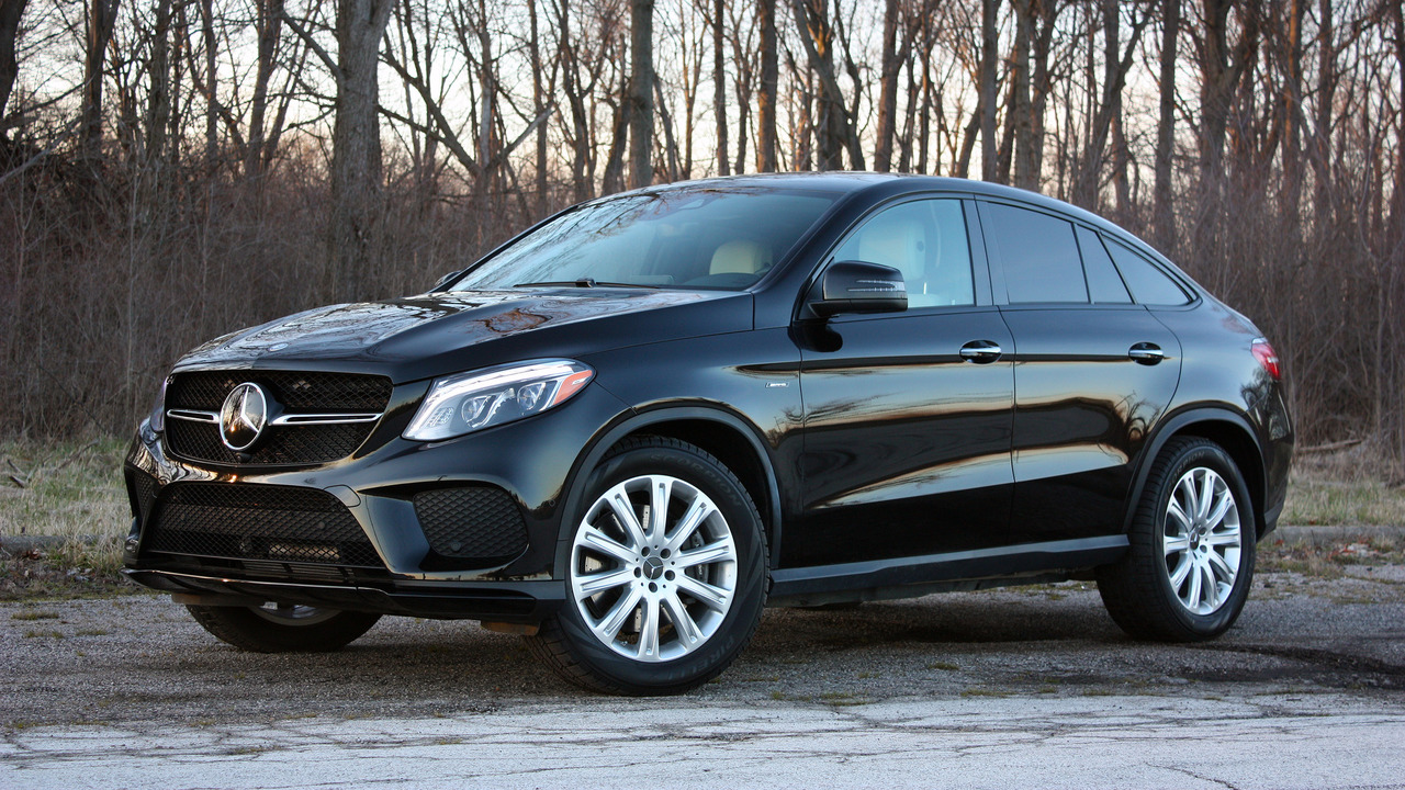 review 2016 mercedes benz gle450 amg coupe. Black Bedroom Furniture Sets. Home Design Ideas